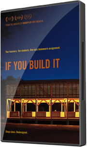 DVD for the film If You Build It